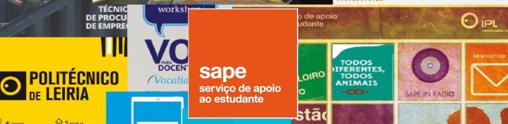 Serviço de Apoio ao Estudante – SAPE